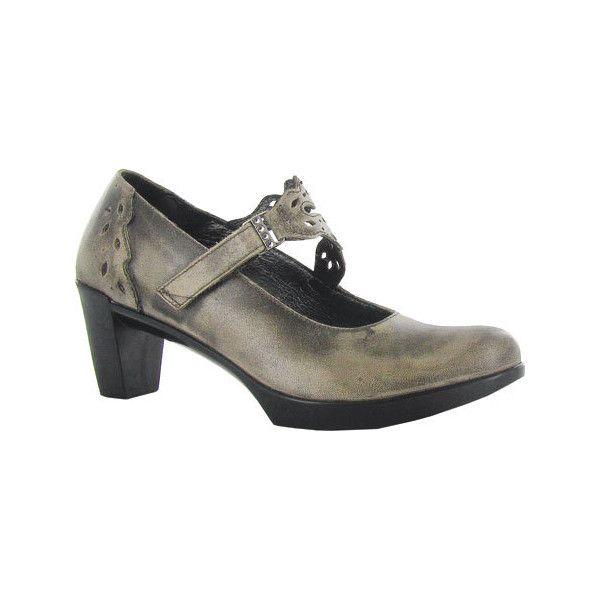 Shoes · Women's Naot Amato Heeled Mary Jane - Vintage Grey Leather Casual  ...
