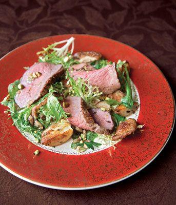 Lamb Salad Recipe Recipe Recipe - Saveur.com