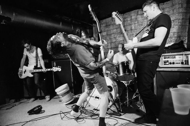 Beach Slang signs to Polyvinyl, announces tour with Cursive and shares new track