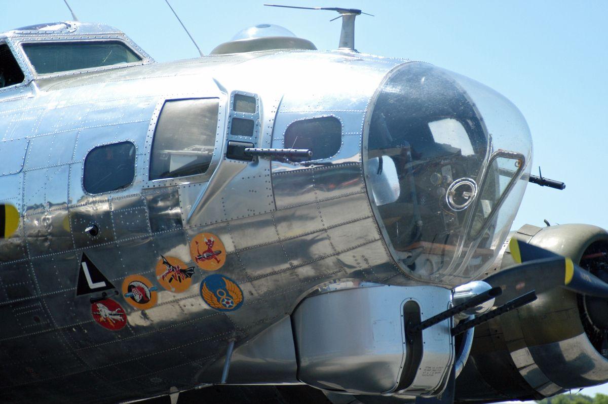 "American AirPower Museum B17 ""Yankee Lady"" Tyler Kohn"