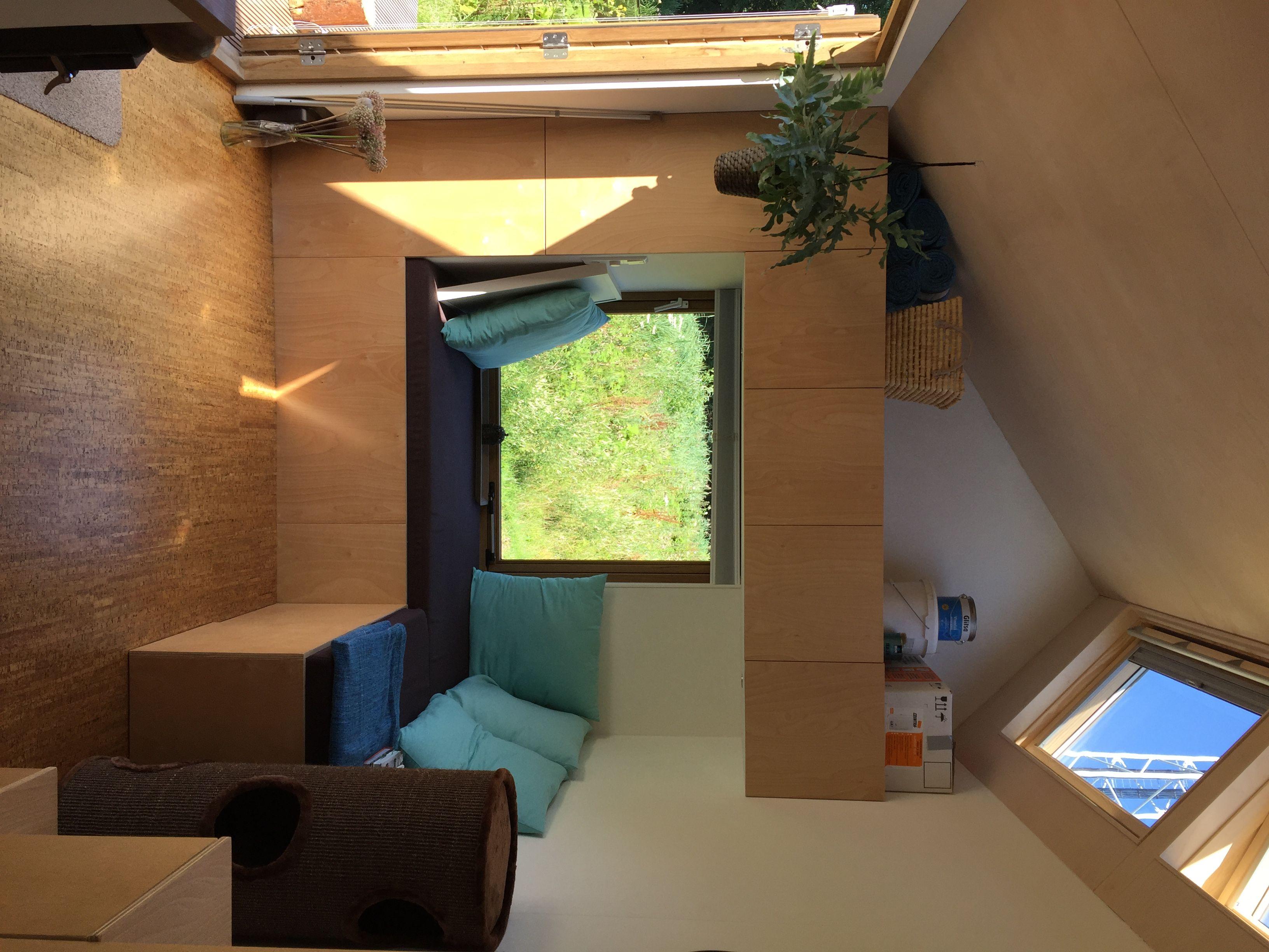 Prachtige foto\'s van het Tiny House van Marjolein in het klein ...