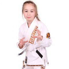 Tatami Meerkatsu Animal Kids Youth Childrens Brazillian Jiu-Jitsu BJJ Gi Pink