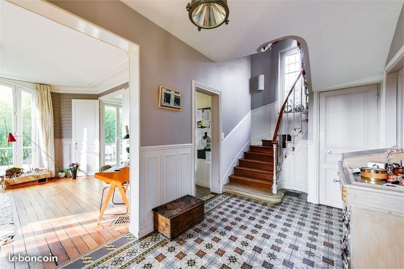 Saint-Leu-La-Forêt (95), à vendre propriété avec une grande maison