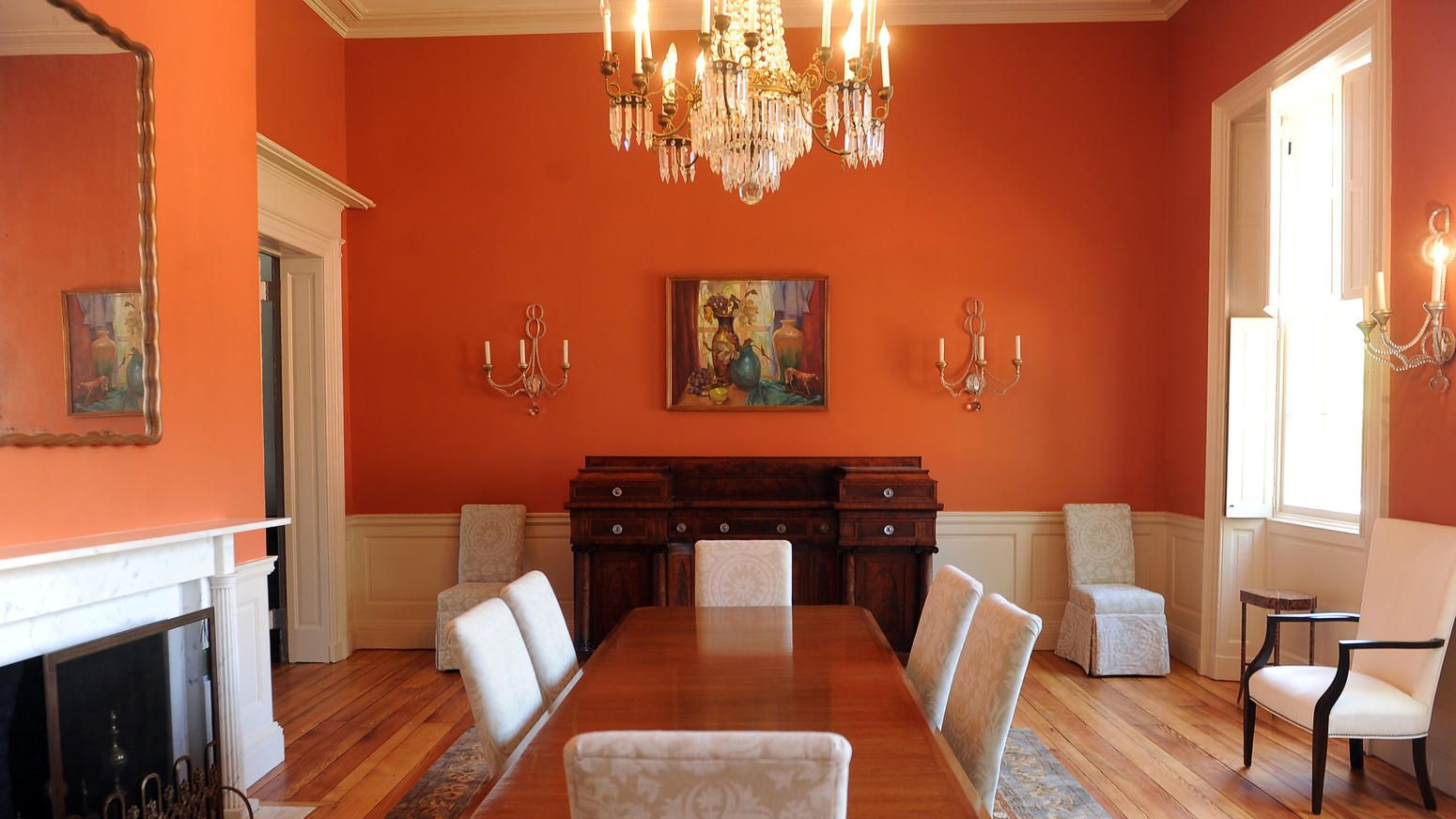 All American House At Carroll Mansion Showcases US Made Furnishings Student Interior Design