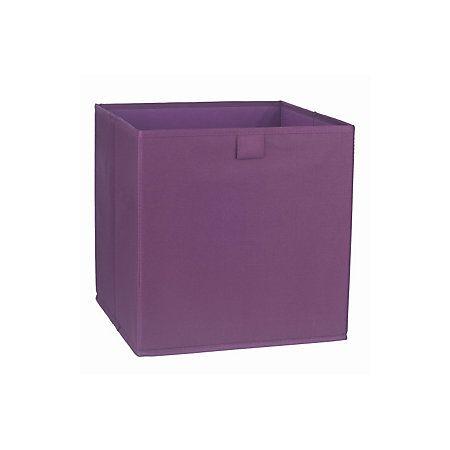 Superieur Form Mixxit Purple Storage Box (W)310mm (L)310 Mm | Departments | DIY At Bu0026Q