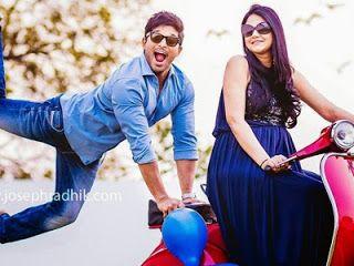 Stylish Star Allu Arjun is now a father to a baby boy  The cutest