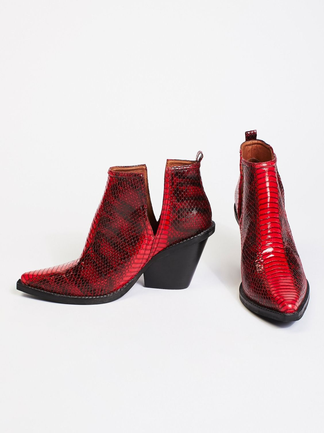 9c939b15e765 Jeffrey Campbell + Free People Matterhorn Western Boot at Free People  Clothing Boutique