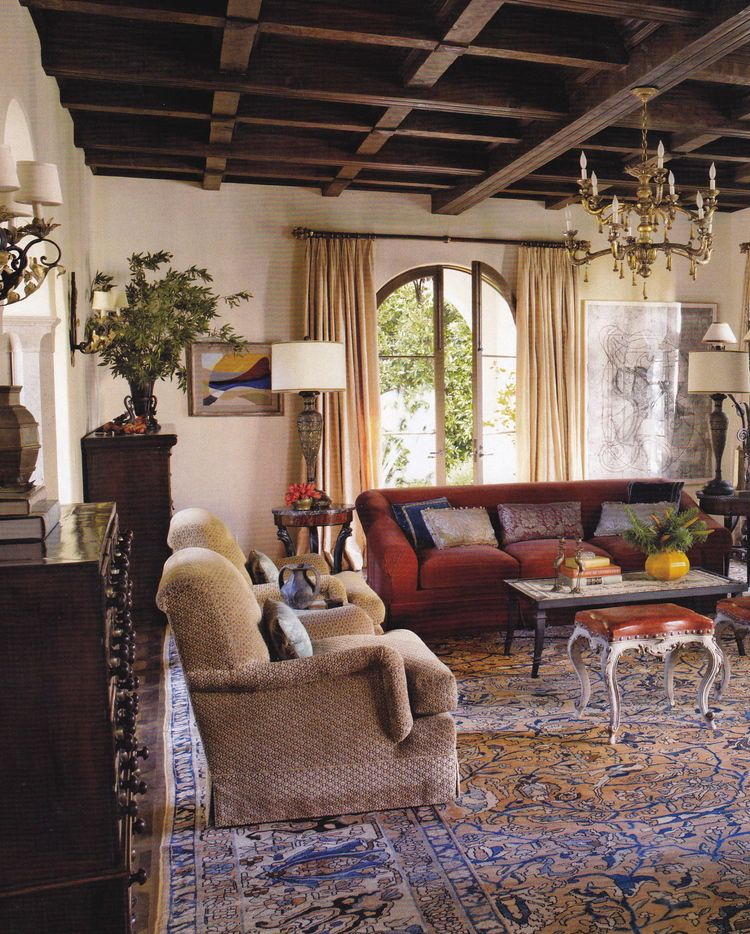 Spanish Colonial Interior Design: Spanish Colonial Decor