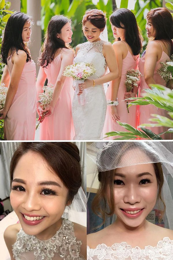 73 best bridal makeup artists in Singapore rates and
