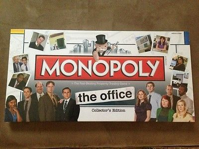 Monopoly The Office
