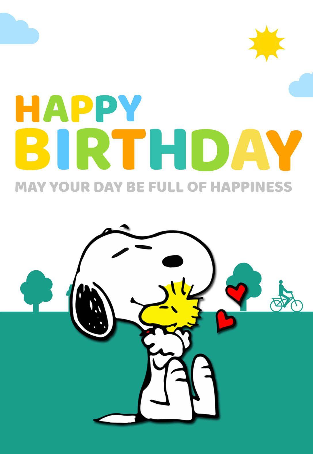 Snoopy Printable Birthday Cards Printbirthday Cards In 2021 Happy Birthday Snoopy Images Snoopy Birthday Snoopy Birthday Quotes