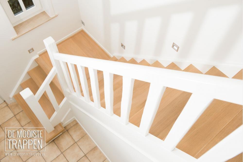 De Mooiste Trappen : Een nieuw project van decotrap renovatie bestaande trap de