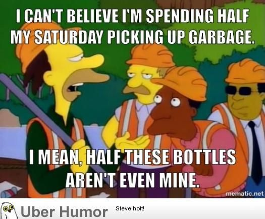 Party Clean Up Logic Funny Memes Funny Meme Pictures Uber Humor