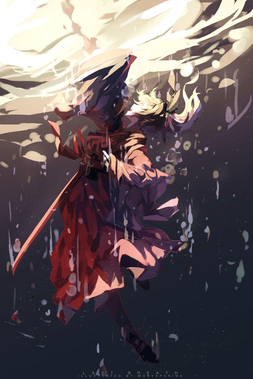 Pin by Zelan on Fate/Series Okita Souji (Saber