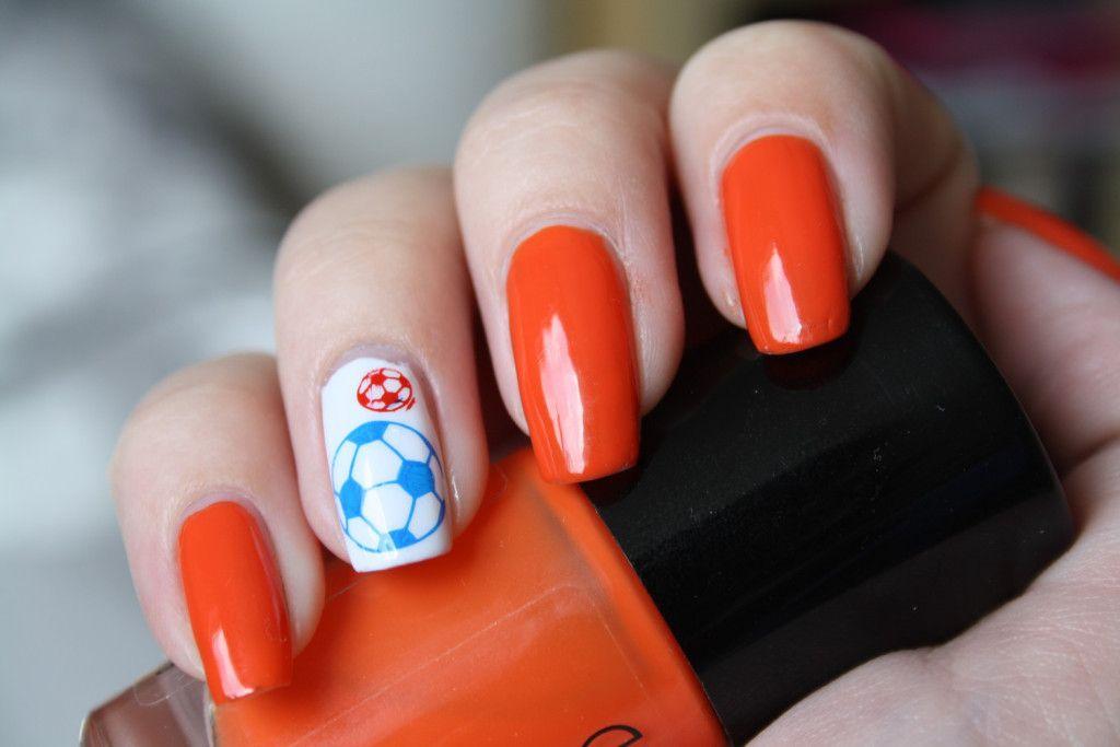 ek nail art Mooie nagels, Nagels, Nagels lakken