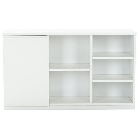 Office Credenza Small White, From Freedom   Would Love This For My Home  Office!