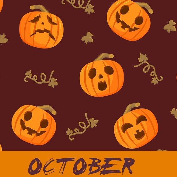 October wallpapers avalaible out here!   #wallpaper #ha #octoberwallpaper