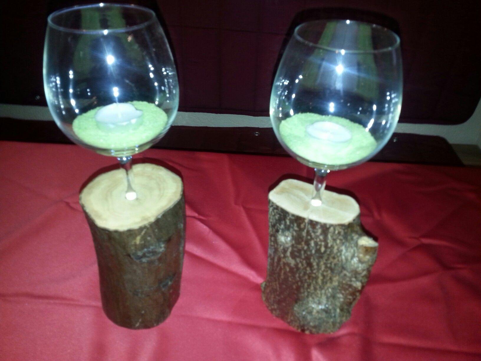 Schwebende Weingläser | Weinglas, Deko, Kreativ