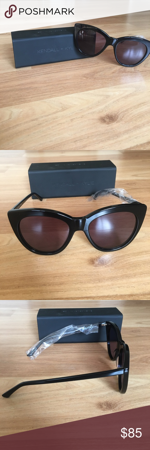 1b5be20eeb Kendall   Kylie black sunglasses Pair of black cat eye sunglasses by Kendall    Kylie. Never worn. Brand new