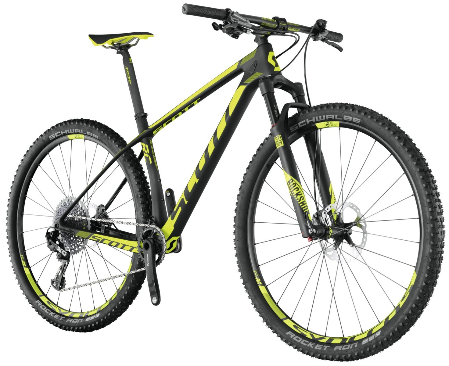 New For 2017 Scott Releases Two Of The Lightest Xc Mountain Bikes
