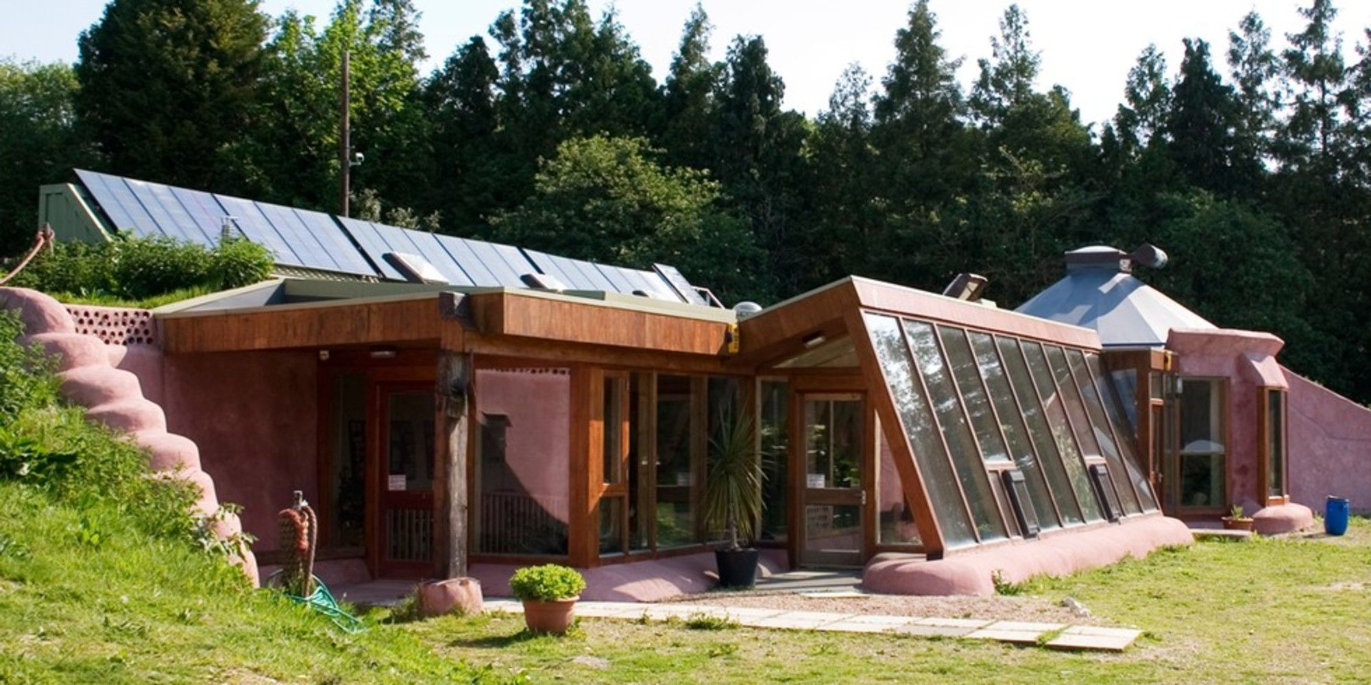 Building off grid homes - Manifest destiny triforce how to build a totally self sustaining off grid home