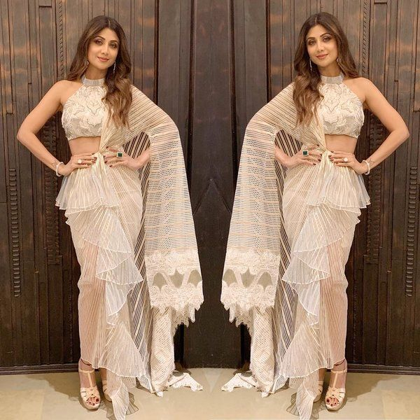 12 Different Styles of Saree Draping every Woman M