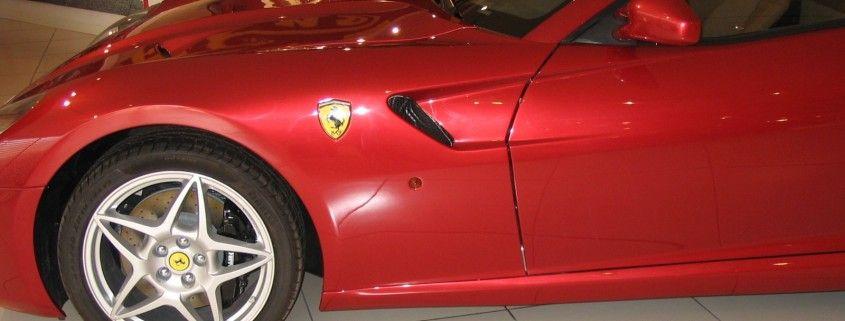 Ferrari Widescreen Wallpaper