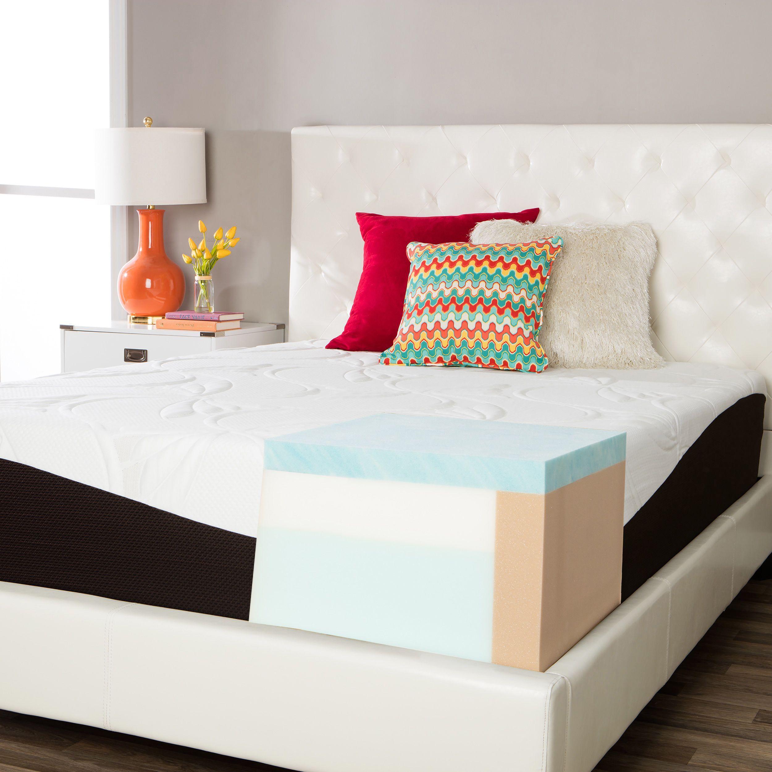 Mattresses memory foam mattress queen mattress size