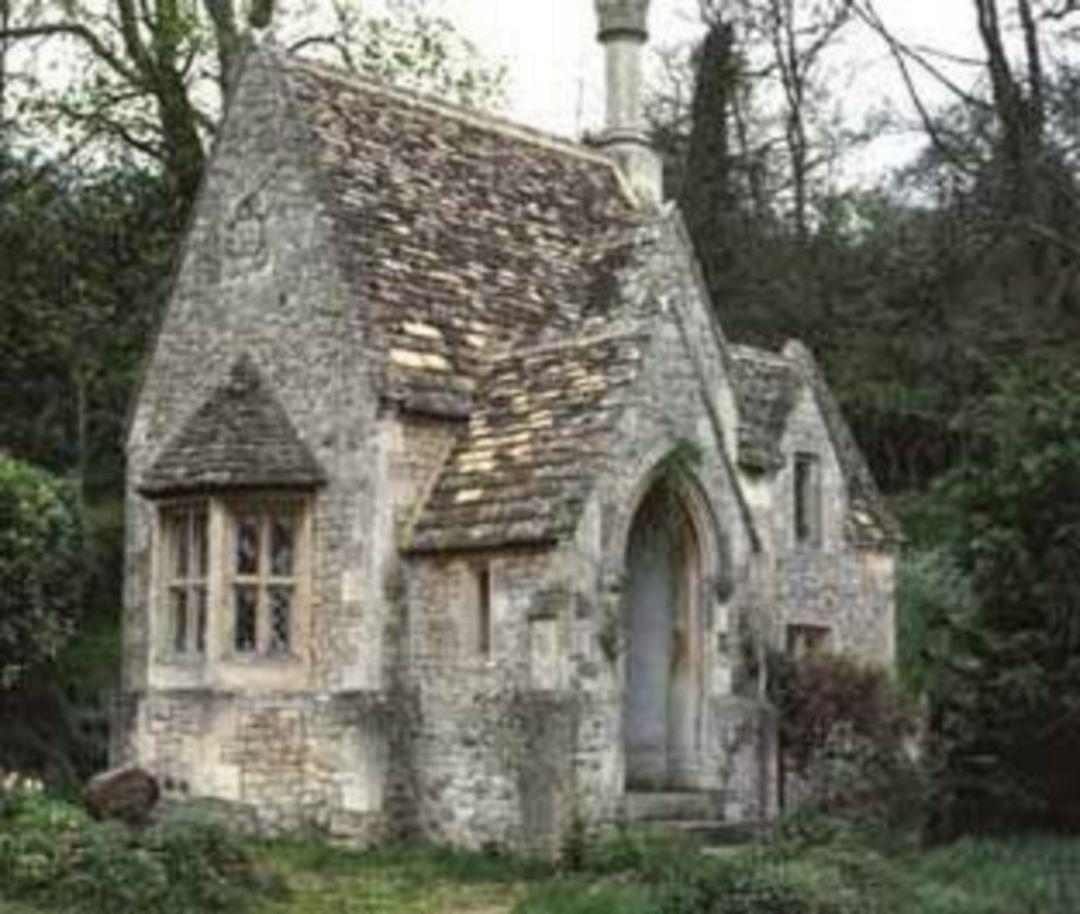 Decorating Com: 25 Beautiful Stone House Design Ideas On A Budget