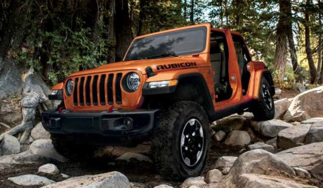 Page from leaked owner s manual for 2018 Jeep Wrangler Image via
