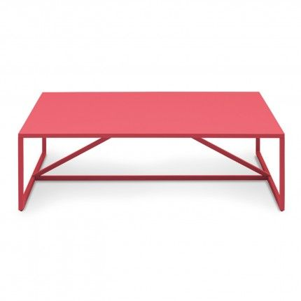 Strut Square Coffee Table - Modern Side & Console Tables - Blu Dot ...
