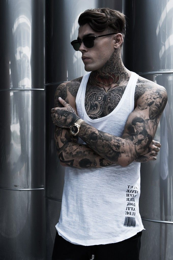 stephen james suicide boys pinterest tattoo ideen jungs and tattoo m nner. Black Bedroom Furniture Sets. Home Design Ideas