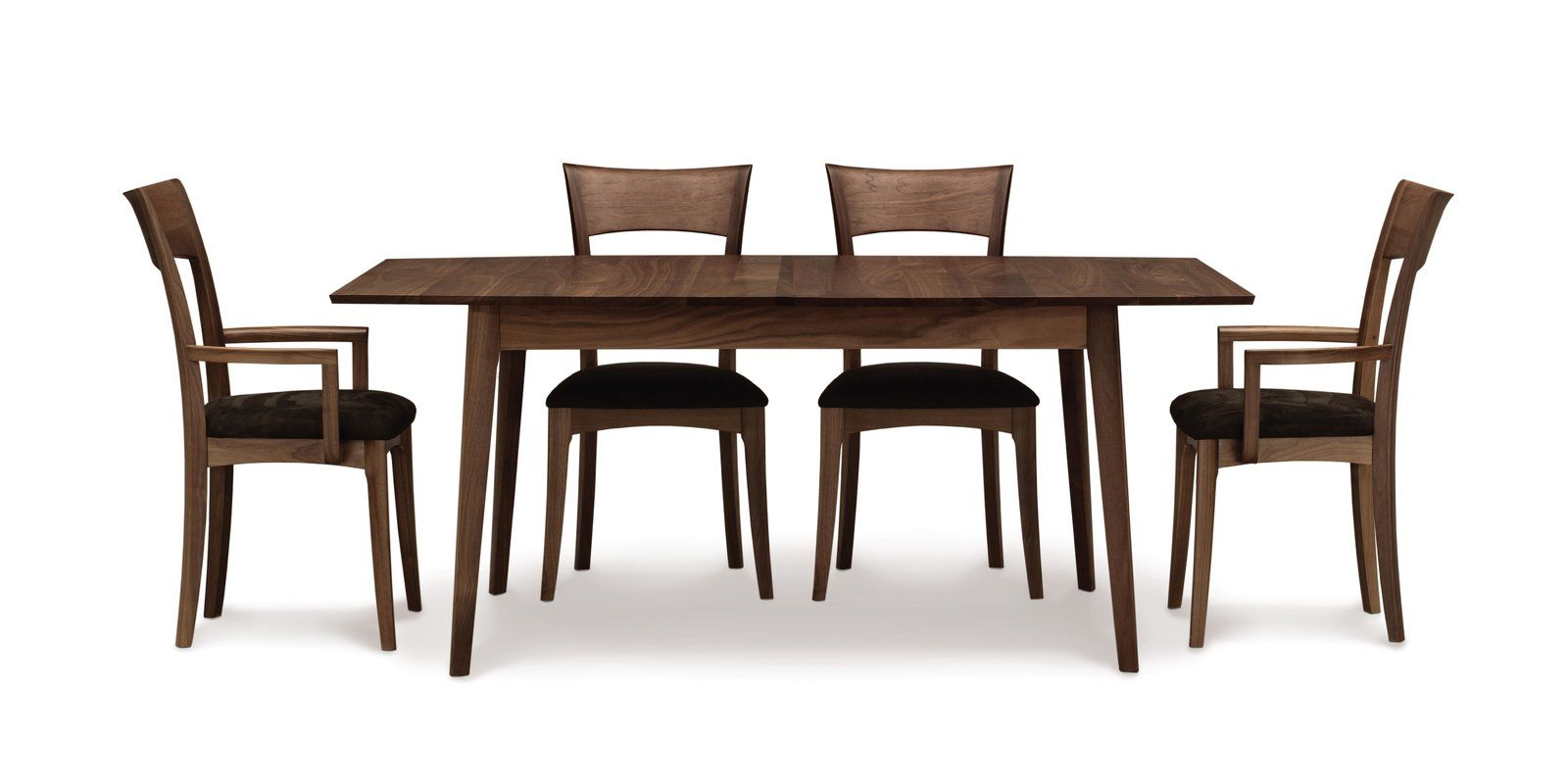 Catalina extendable dining table extendable dining table solid