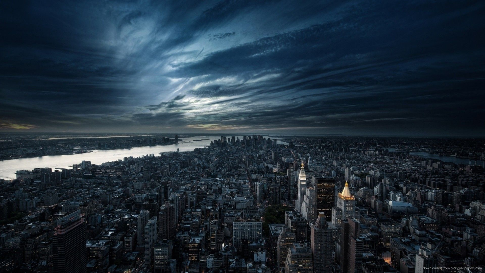 Dark Sky Wallpapers Android With High Definition Wallpaper 1920x1080 Px 410 83 Kb City Wallpaper Cityscape Wallpaper Cityscape