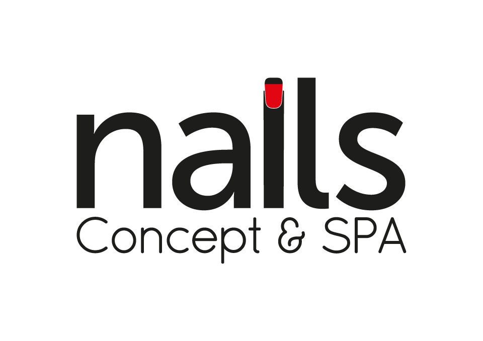 studio e realizzazione logo per nails concept  u0026 spa