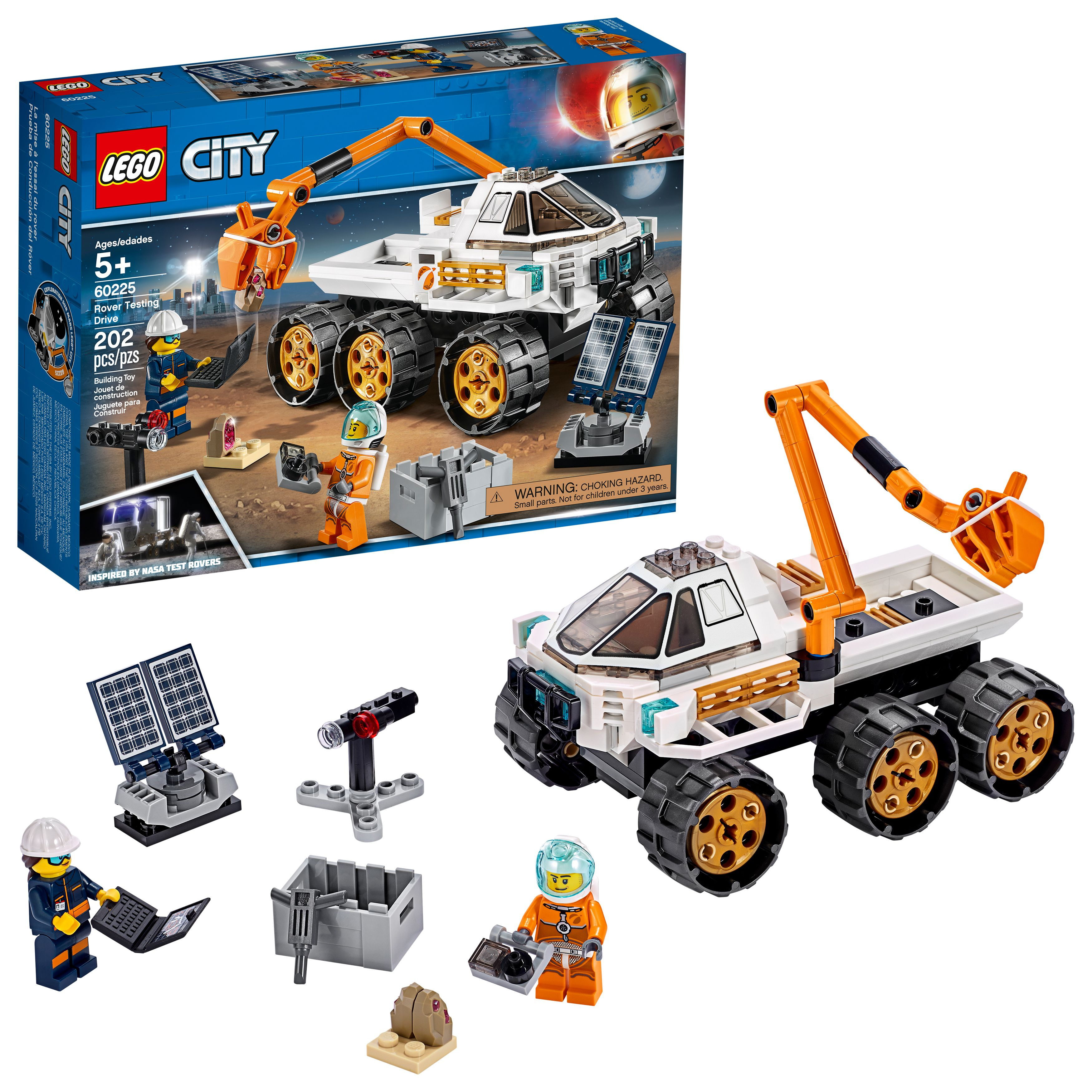 Lego City Sets Space