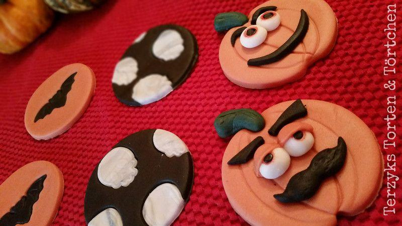 6+Halloween+Cupcake+Topper+aus+Fondant+von+Terzyks+Torten+&+Törtchen+auf+DaWanda.com