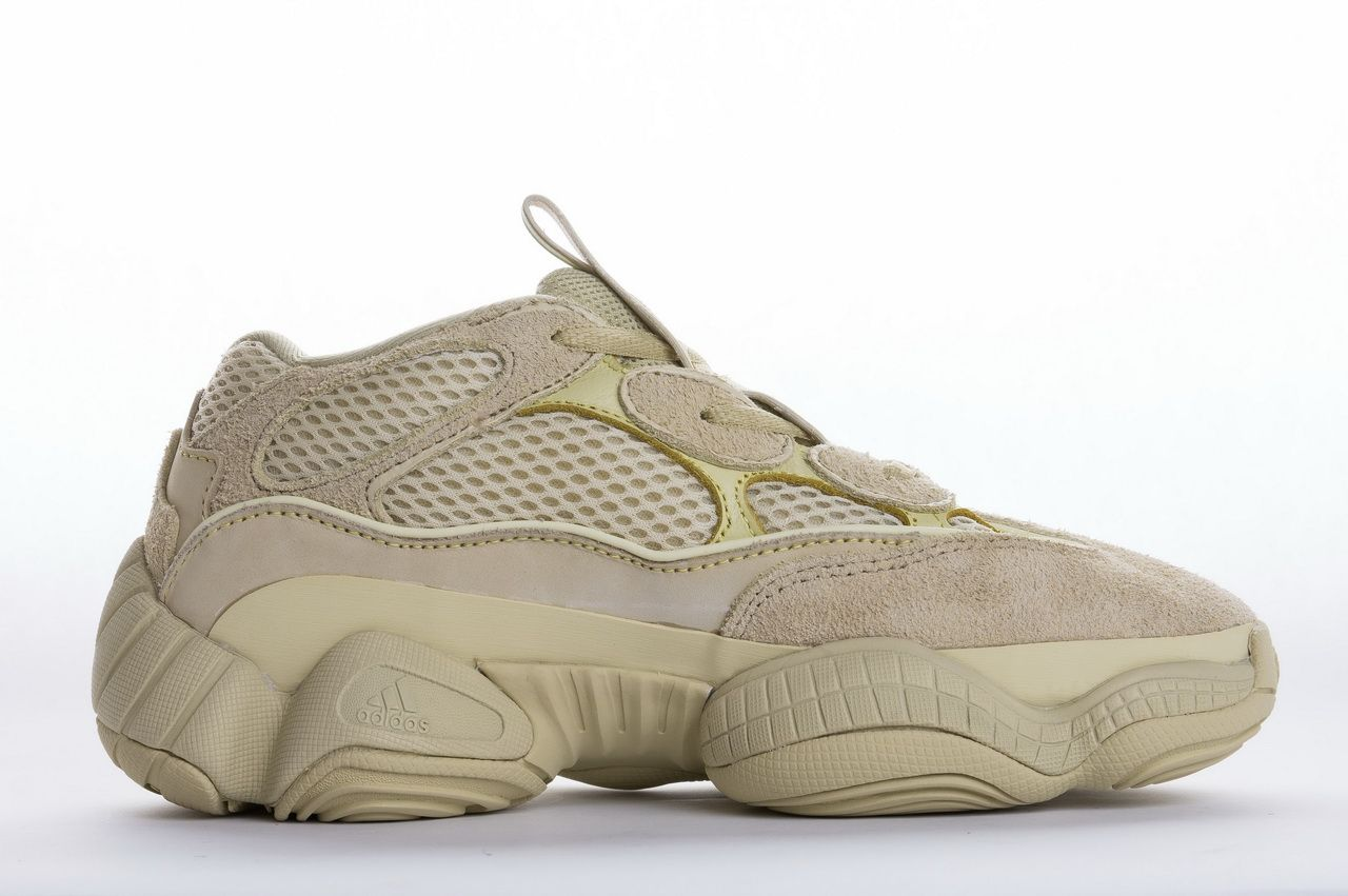 4939575ef1707 Adidas Yeezy 500 Super Moon Yellow DB2966 Real Boost3