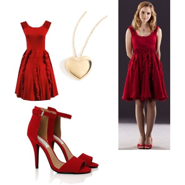 Hermione s red dress for sale