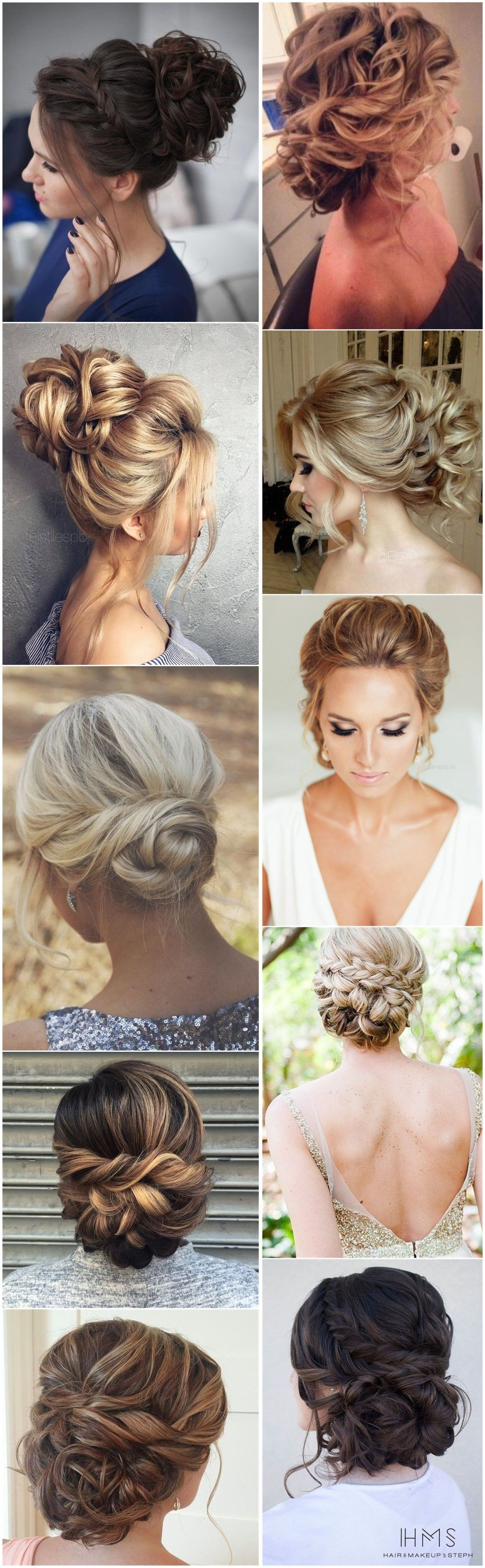 e and See why You Can t Miss These 30 Wedding Updos for Long Hair