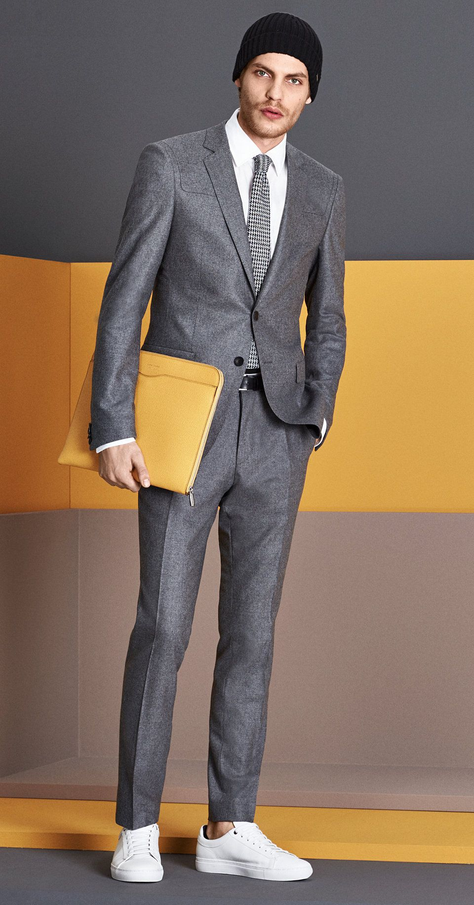 c1d37b3f510 Veste de costume grise