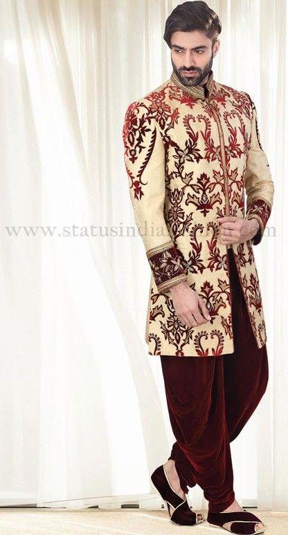 sherwani, indian wedding wear, groom sherwani, best sherwani ...