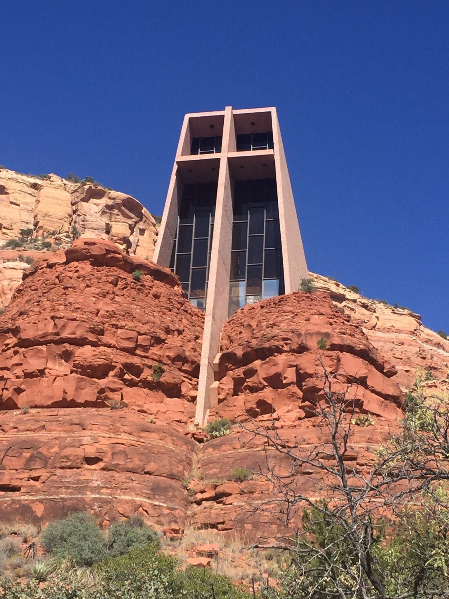 Chapel The Holy Cross Sedona AZ October 2017 Sedona