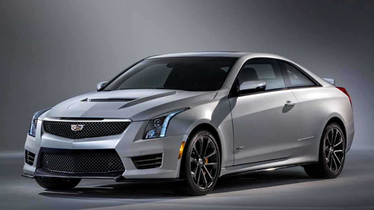 2016 Cadillac ATS V This Is All It