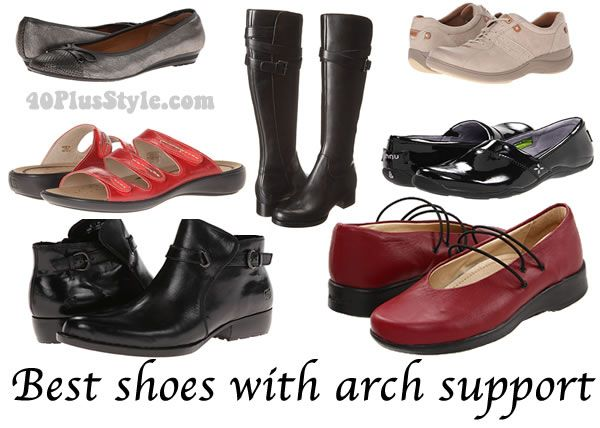 8b710d38a20 Best arch support shoes for women - list of brands