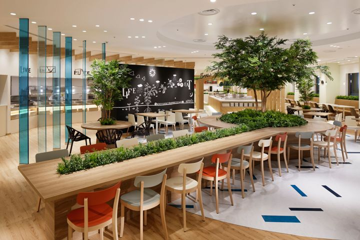 yebisu garden cafe interior cafe interior design cafe interior rh pinterest com garden cafe design ideas outdoor garden cafe design