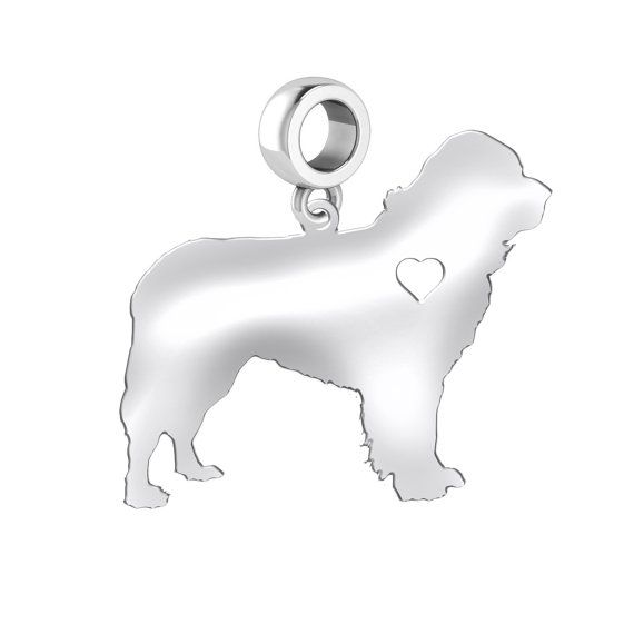 These Charms Are Fun And Personal And Let You Show The World How Much You Love You Dog Designed For Everyday Wea Silhouette Charm Dog Charms Fashion Bracelets