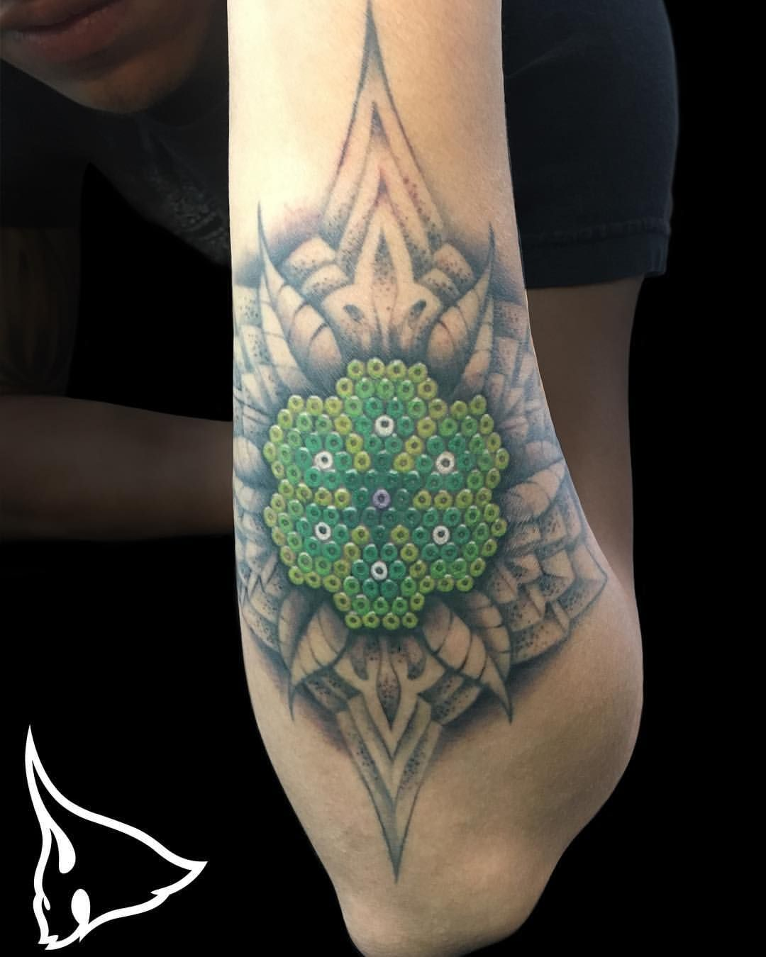 Tatuaje Ojo De Dios Huichol Wwwtollebildcom