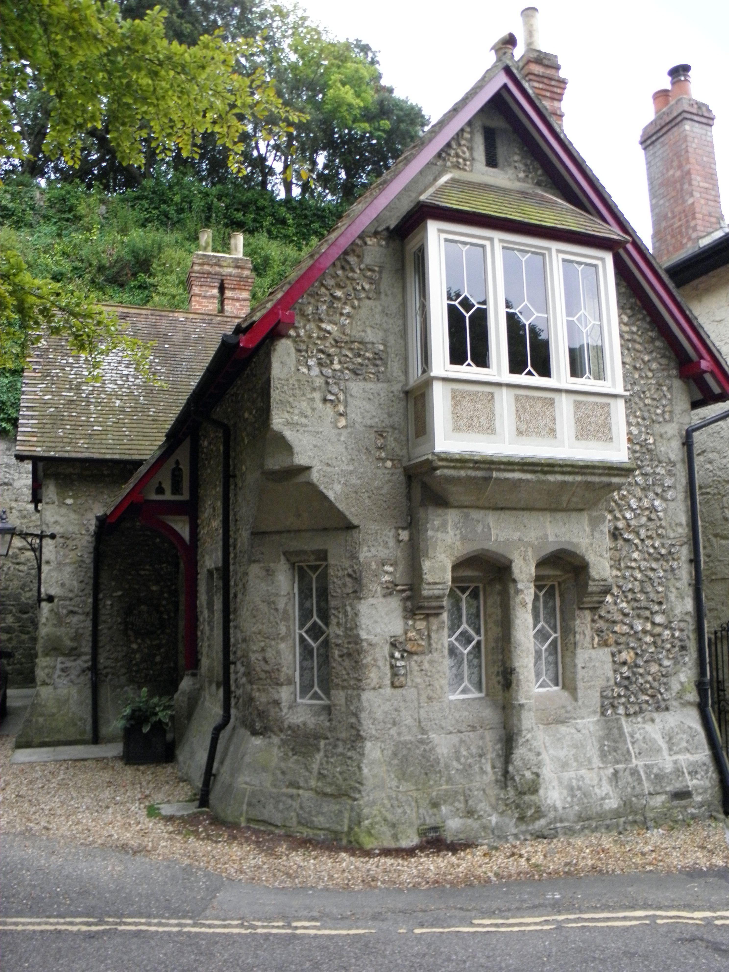 Modern Farmhouse Exterior Uk