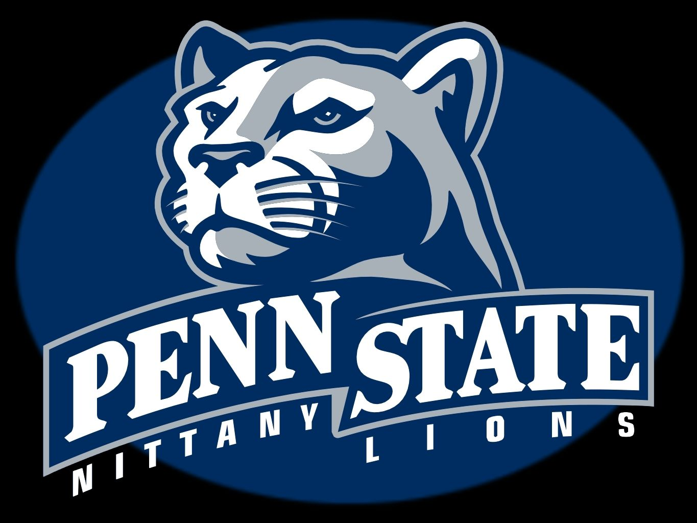NCAA Penn State Nittany Lions Team Logo Pin